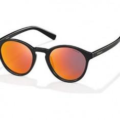 Ochelari de soare Polaroid - Ochelari de soare unisex Polaroid PLD6013/S shiny black PLD6013SD28OZ