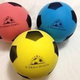 Set 3 mingi de burete colorate 20 cm