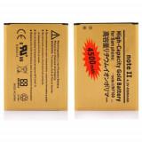 Baterie acumulator 4500 mah SAMSUNG GALAXY NOTE 2 N7100 + folie protectie ecran