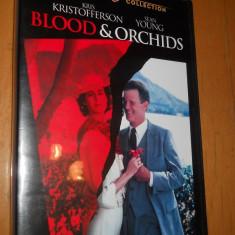 BLOOD AND ORCHIDS -(TV MINI SERIE 1986 ) FILM DE COLECTIE DVD ORIGINAL - Film drama warner bros. pictures, Engleza