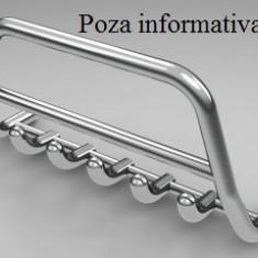 Bullbar auto - Bullbar inox compatibil TOYOTA HILUX VIGO 2005->