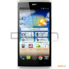 Telefon mobil Acer - Acer Acer Liquid Z5 Dual Sim 4GB White (Z150)