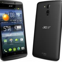 Telefon mobil Acer - Acer Smartphone Acer Liquid E700 (Triple SIM), Black (Android)