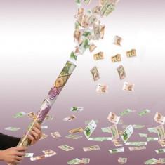 Tun confetti bani falsi Dolar 60 cm