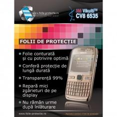 Nikon Coolpix S220 folie de protectie (set 2 folii) 3M CV8 - Accesoriu Proiectie Aparate Foto