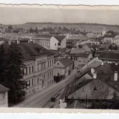 REGHIN SZASZREGEN VEDERE PANORAMICA, CIRCULAT 1941 - Carte Postala Transilvania dupa 1918, Circulata, Fotografie