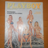 Reviste XXX - PLAYBOY - APRILIE 2001 - SUPERBLONDE