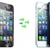 Gevey SIM - Inlocuire Geam Sticla iPhone 6 Alb
