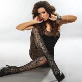 Sosete dama - Livia Corsetti 216-1 Ciorapi sexy cu model din plasa