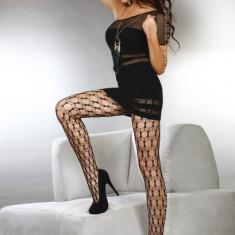 Livia Corsetti 215-1 Ciorapi sexy din plasa - Sosete dama LIVIA CORSETTI, Marime: Marime universala