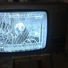 Televizor CRT - Televizor ALB-NEGRU Electronica Bucuresti - in stare de functionare