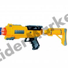 Pistol de jucarie - Pusca cu gloante din burete Super Dart Gun 1302
