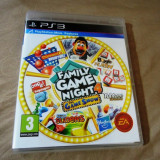 Joc Family Game Night 4 The Game Show, compatibil Move, PS3, original!