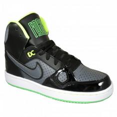 Adidasi barbati Nike, Piele naturala - NIKE SON OF FORCE MID (GS), produs original-piele naturala
