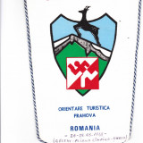 "Fanion AS ""SANATATEA"" - Orientare Turistica Prahova 1988"