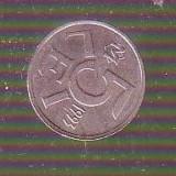Moneda - 5 lei Republica Moldova - Moneda Romania, An: 1993, Crom