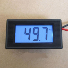 Multimetre - APARAT de MASURA DIGITAL ptr. masurat FRECVENTA