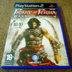 Joc Prince of Persia Warrior within, PS2, original, 24.99 lei(gamestore)! - Jocuri PS2 Ubisoft, Actiune, 16+, Single player