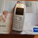 Nokia 6610 - 59 lei - Telefon Nokia, Alb, Nu se aplica, Neblocat, Fara procesor