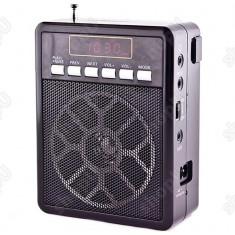 Radio portabil cu card si stick MD-93U - Aparat radio