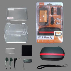 8in1 Accessories pack PSP GO YGP610