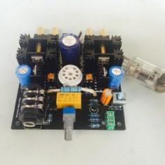 Amplificator audio - Amplificator casti audio cu tub electronic