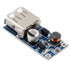 PFM Control DC-DC USB 0.9V-5V to 5V dc Boost Step-up Power Supply (FS00707)