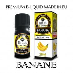 Tutun Pentru tigari de foi - Aroma de tigara electronica-Banane 12 % nicotina