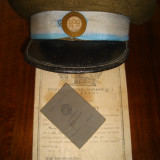 Chipiu subofiter Securitate anii '50 + documente