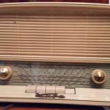 Aparat radio - Radio Kuba Kolibri cu lampi