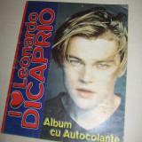 LEONARDO DI CAPRIO, Album cu autocolante, cca 1998 - Colectii