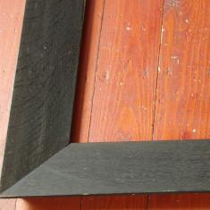Deosebita Rama din lemn pentru tablou fotografii sau oglinda !!! - Rama Tablou, Dreptunghiular