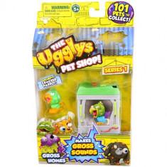 Roboti de jucarie - The Ugglys Pet Shop - Casuta cu Papagal