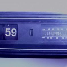 Aparat radio - Radio vechi cu ceas de colectie cronos electronica functional electromecanic