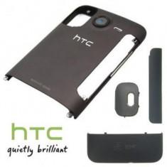 Accesoriu - Carcasa HTC Desire HD 4 piese Originala Gri SWAP