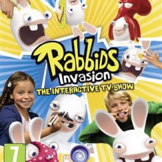Rabbids Invasion The Interactive Tv Show Xbox One - Jocuri Xbox One