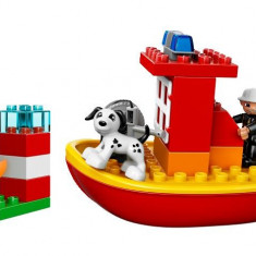 Lego® Duplo® Salupa De Stins Incendii - 10591