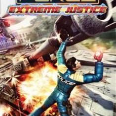 Pursuit Force Extreme Justice Psp - Jocuri PSP Sony