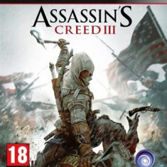 Assassin's Creed 3 Ps3 - Jocuri PS3 Ubisoft