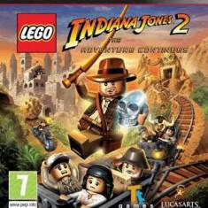 Lego Indiana Jones 2 Ps3 - Jocuri PS3
