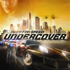Need For Speed Undercover Psp - Jocuri PSP Electronic Arts