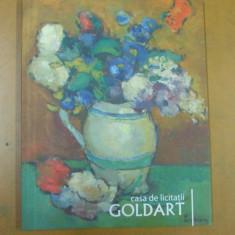 Casa de licitatii Goldart 2011