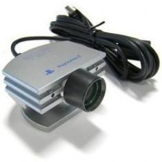 Eye Toy Usb Camera Silver Ps2 - Jocuri PS2 Sony