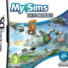 Mysims Skyheroes Nintendo Ds - Jocuri Nintendo DS Electronic Arts