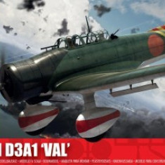Kit Constructie Si Pictura Avion Aichi D3a1 Val - Jocuri Seturi constructie Airfix