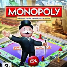 Monopoly Aka Here And Now The World Edition Ps2 - Jocuri PS2 Electronic Arts