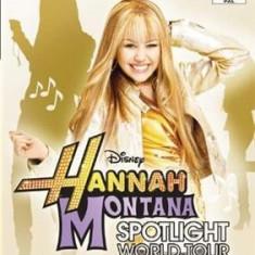 Hannah Montana Spotlight World Tour Ps2 - Jocuri PS2 Sony
