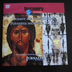 Dosare ale conspiratiei: Povestea secreta a lui Iisus - DVD - Film documentare Altele, Romana