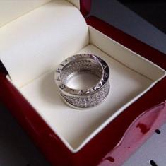Inel argint - Vand inele Bvlgari de Argint 925 Noi**