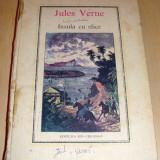 Carte de povesti - INSULA CU ELICE - Jules Verne / nr. 16